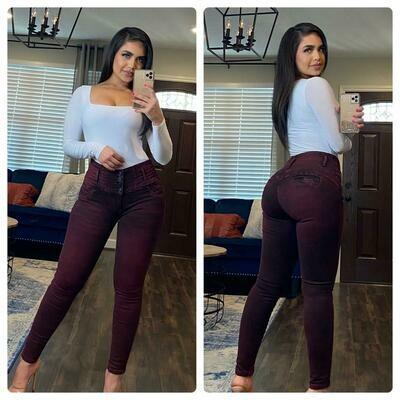 Josefa Colombian Jean