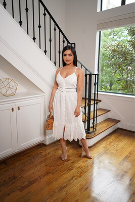 Tierra Blanca Dress