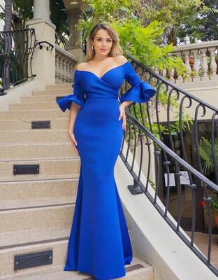 Irene Gala Dress