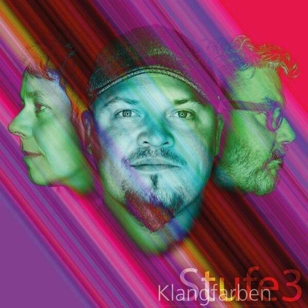 """STUFE 3 / CD-Album """"Klangfarben"""""""