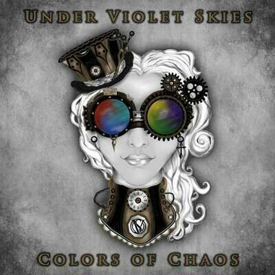 UNDER VIOLET SKIES / CD-Album