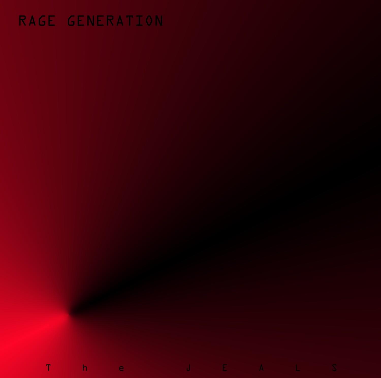 "THE JEALS / MP3-Single ""Rage Generation"""