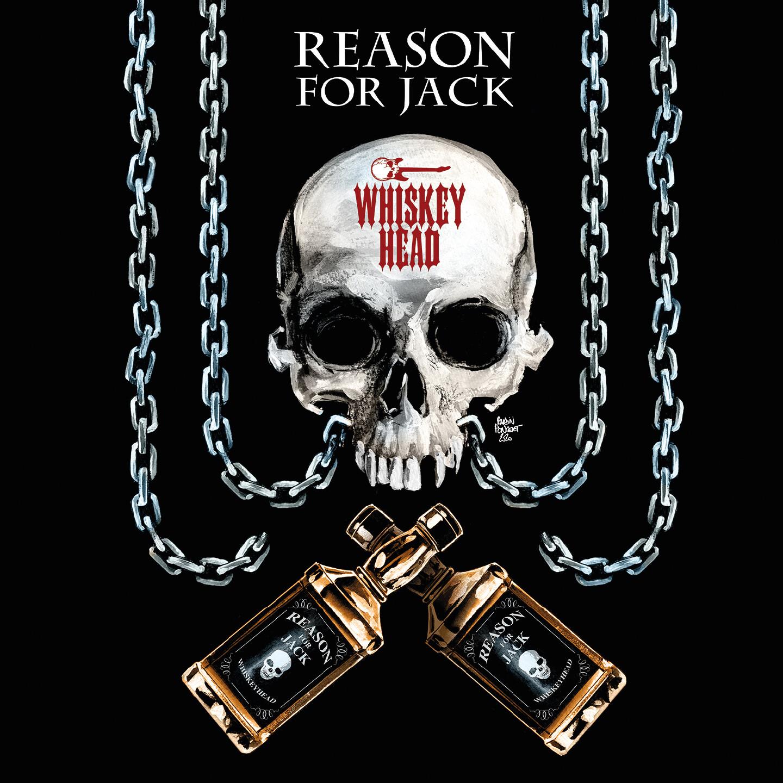"REASON FOR JACK / CD-Album ""Whiskeyhead"""