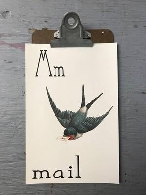 Mail Flashcard