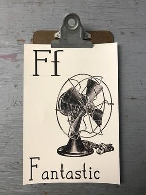 Fantastic Flashcard