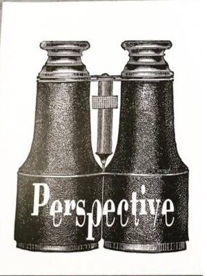 Perspective 8x10 print