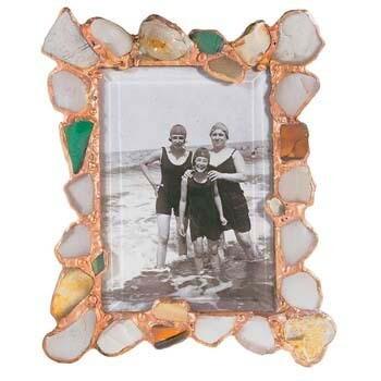 DM 5x7 nat seaglass frame
