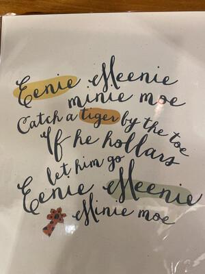 JD Eenie Meenie