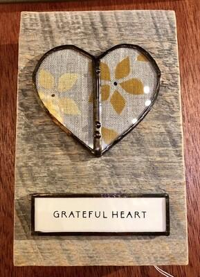 BIB grateful heart 6x7
