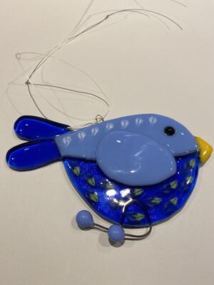 CG Bird Blue