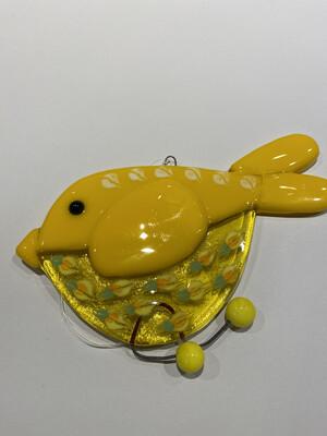 CG Bird Yellow