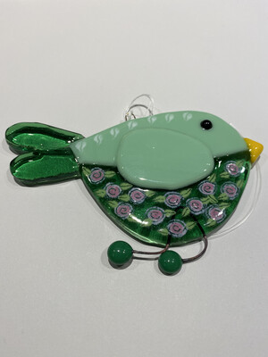 CG Bird Green