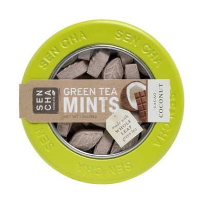 cacao coconut mints