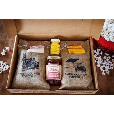 Popcorn Gift Set
