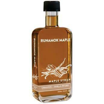 Cinnamon&Vanilla Infused Maple Syrup
