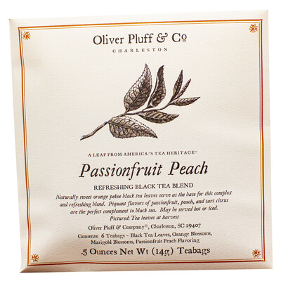 OP passionfruit peach