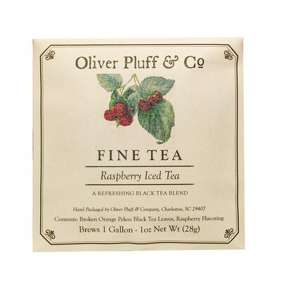 OP raspberry iced tea