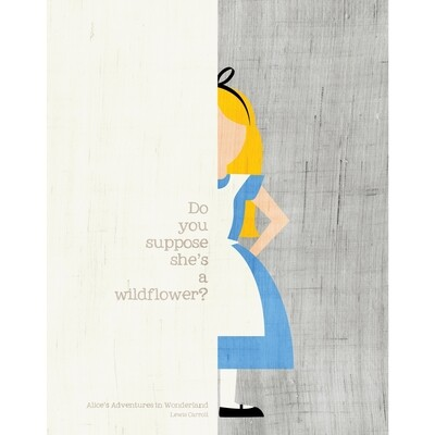 LSG Alice in Wonderland 8x10