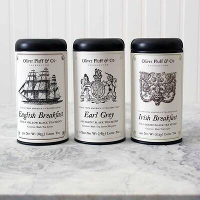 Tea Trio Gift Box