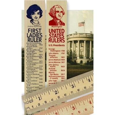 Packaged Pair - First Ladies & Presidents