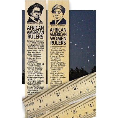 Packaged Pair - African Americans