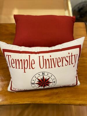 Temple Pillow
