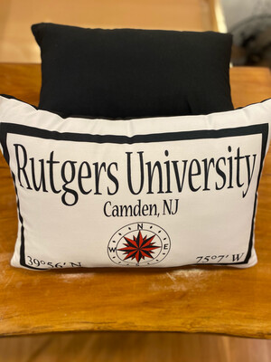 Rutgers Camden Black Back