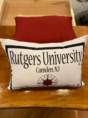 Rutgers Camden Red Back