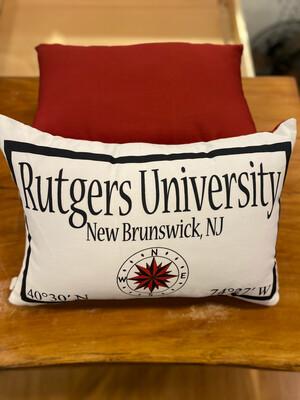 Rutgers NB Red Back