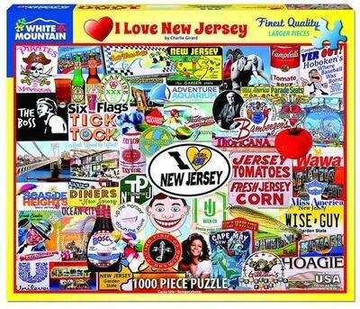 WM I Love New Jersey