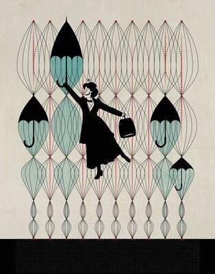 Mary Poppins - 8x10
