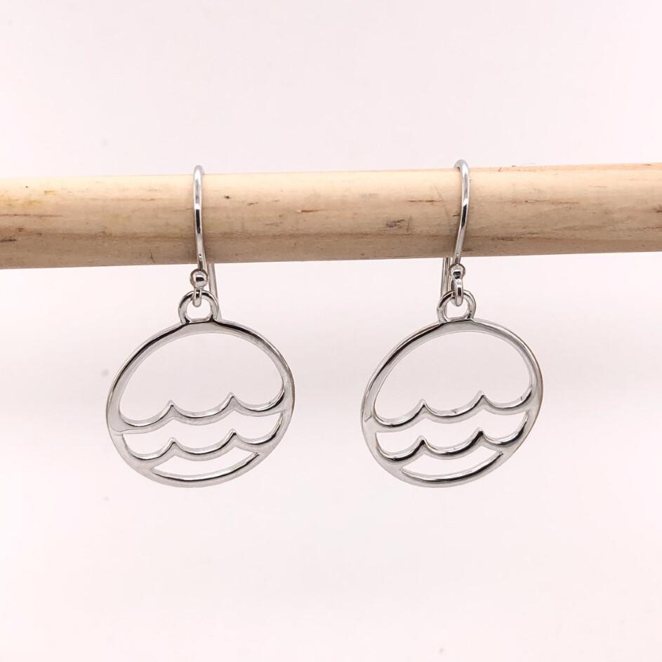 005 Wave Earrings
