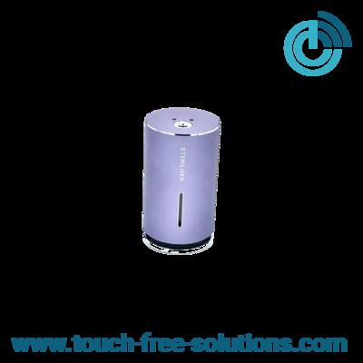 Berührungsloser Sprayer für Desinfektionsmittel, für Heim, Büro, Auto, Gastro, Hotel - Farbe LILA
