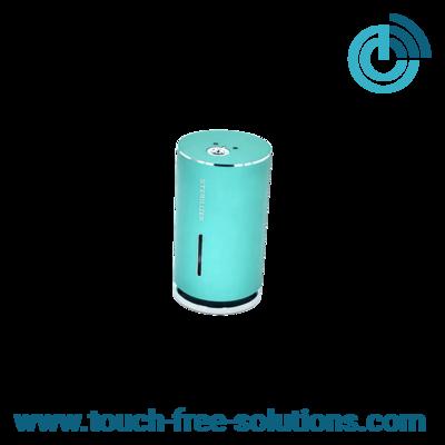 Berührungsloser Sprayer für Desinfektionsmittel, für Heim, Büro, Auto, Gastro, Hotel - Farbe GRÜN