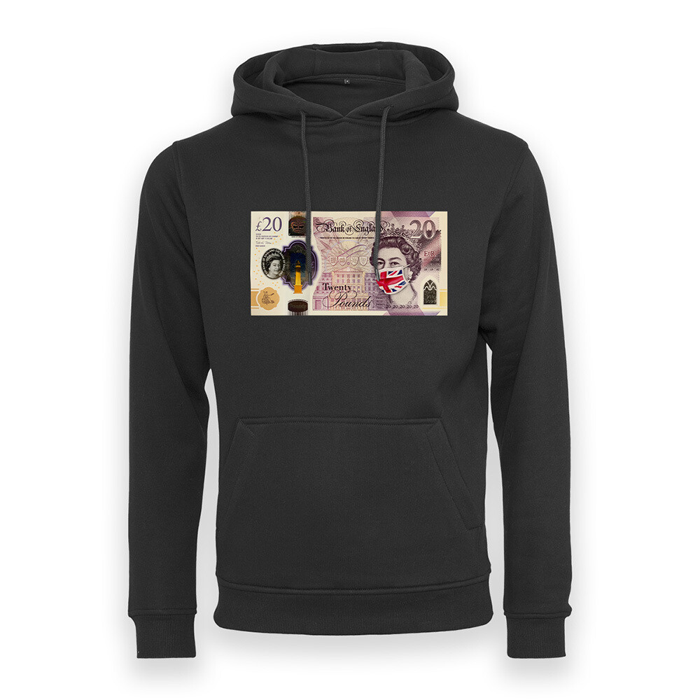 SINGLE £20 NOTE HOODIE
