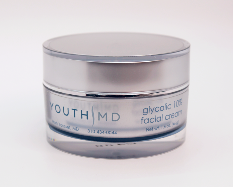 Youth MD | Glycolic Facial Cream 10%