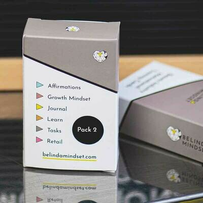 Pack 2 | Beauty Industry Motivational Training Cards
