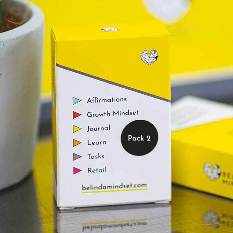 Pack 2 | Hairdressing Motivational Training Cards