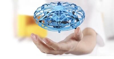 UFO DRONE  CONTROLLO CON MANO  SPEDIZIONE GRATIS