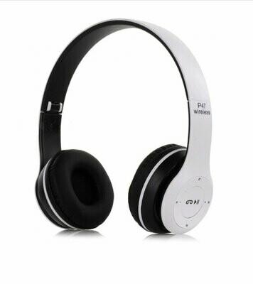 CUFFIE WIRELESS BLUETOOTH AUDIO HD CON FM MP3 INTEGRATO E SLOT PER MICRO SD