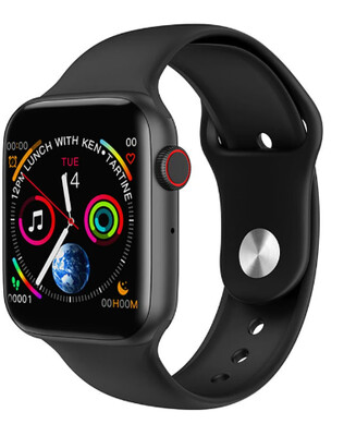 SMARTWATCH SERIE 5 AMOLED CARDIO FITNESS SOCIAL CHIAMATE  IOS E ANDROID