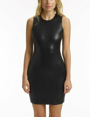 FX LEATHER DRESS