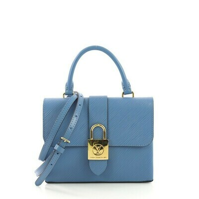 LV HANDBAG LOCKY BB BLUE