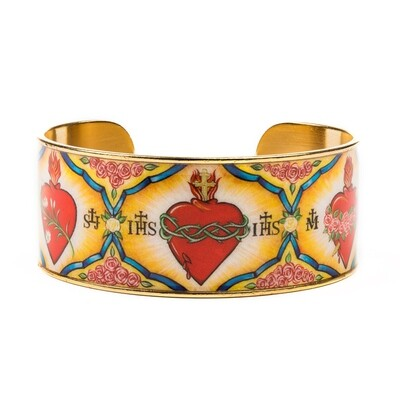 MY SAINT MY HERO CUFF