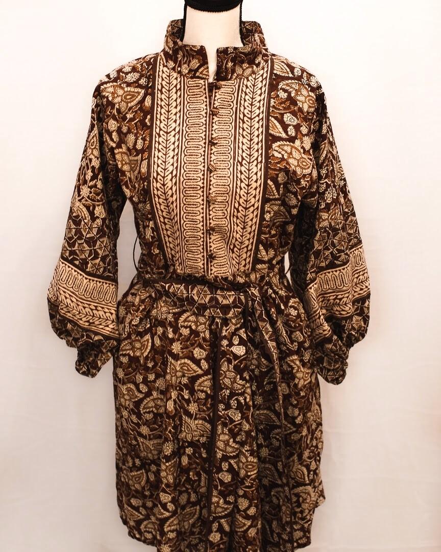 SUE SATOR TUNIC DRESS