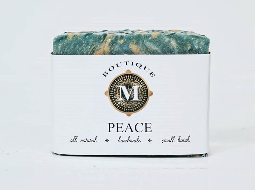 BOUTIQUE M SOAP