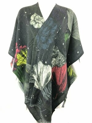 ANASTASIA NIGHT PONCHO