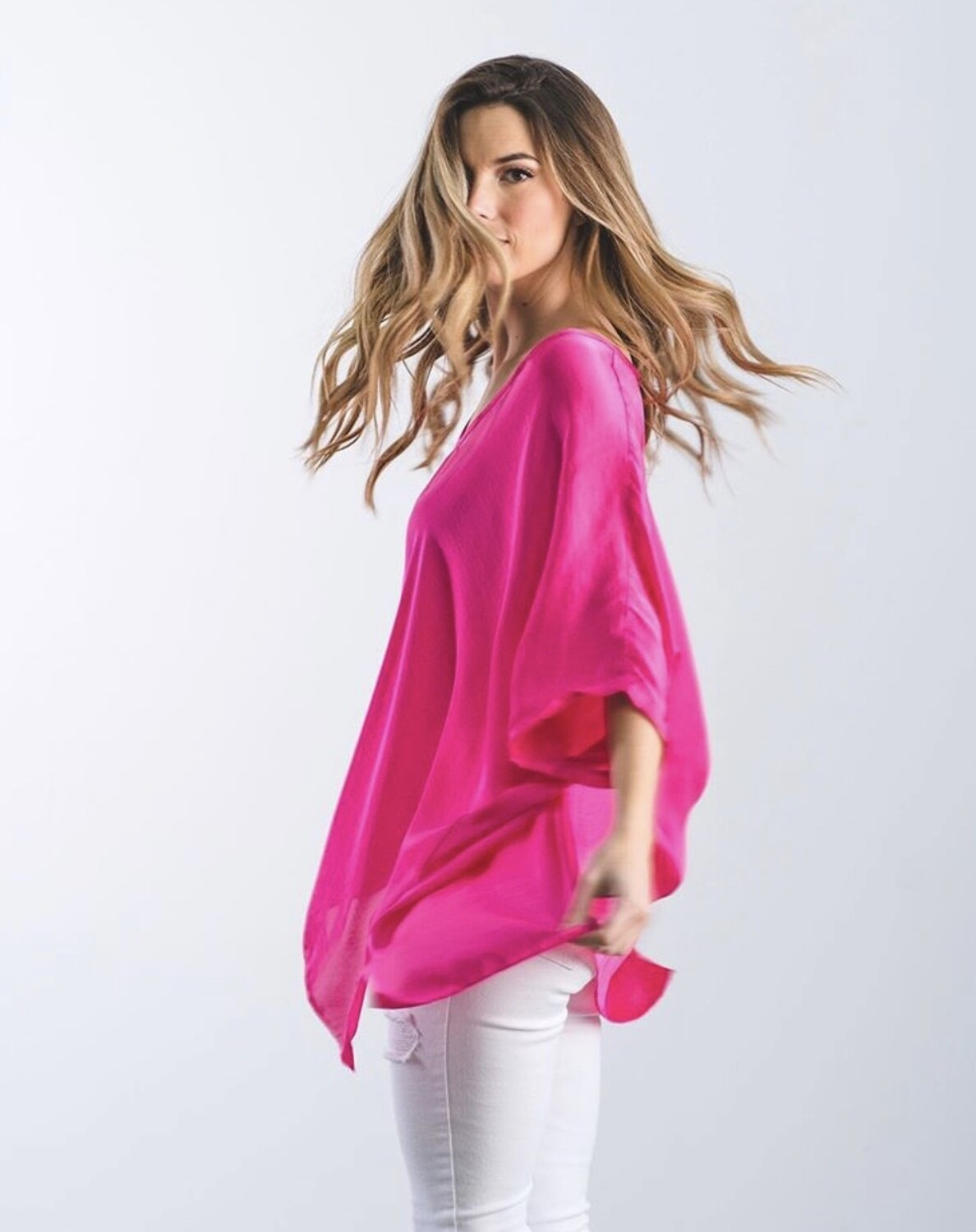 THE HANNAH CHERRY TUNIC
