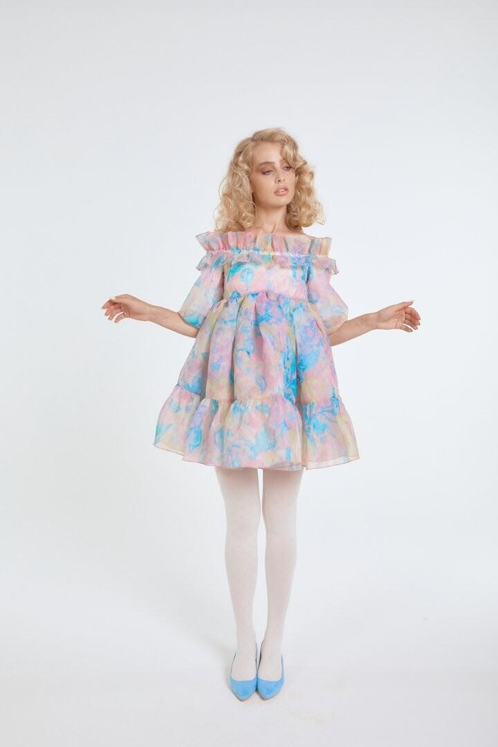 S - THE STEPMOM CHERUB DRESS