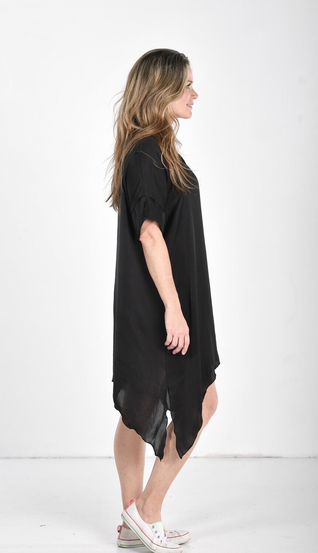 TU - THE EVA DRESS BLACK